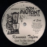 Kamosis Tafari - Got To Be Strong