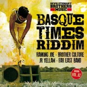 Basque Times Riddim feat. Ranking, Joe Brother Culture, Jr Yellam, Far East Band