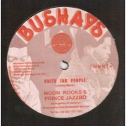 Moon Rocks & Prince Jazzbo - Unite Jah People