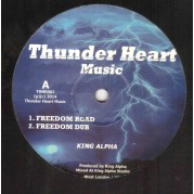 King Alpha - Freedom Road