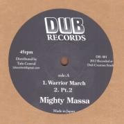 Mighty Massa - Warrior March