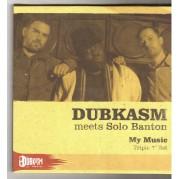 "Dubkasm meets Solo Banton - My Music ( Triple 7"" Set)"