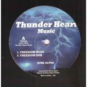 King Alpha - Freedom Road