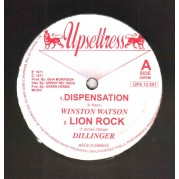 Winston Watson - Dispensation