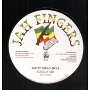 Colour Red - Natty Dreadlocks