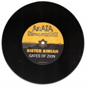 Sister Simiah - Gates Of Zion