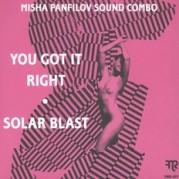 Misha Panfilov Sound Combo - You Got It Right
