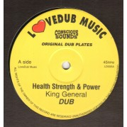 King General - Health Strength & Power