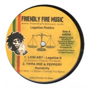 Lion Art - Legalize It