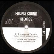 Culture Freeman & Empress Shema - Brimstone & Thunder