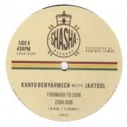 Khayo Benyahmeen Meets Jahtool - Forward To Zion