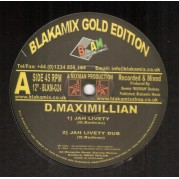 D. Maximilliam & Jah Woosh - Jah Livety