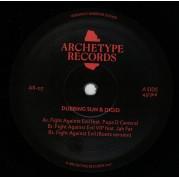 Dubbing Sun & Digid feat. Pupa D General- Fight Against Evil
