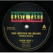 Shaka Black - You Better Be Ready
