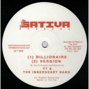 YT & The Innerheart Band - Billionaire