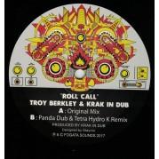 Troy Barkley & Krak in Dub - Roll Call