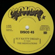 The Meditations -Fly Natty Dread