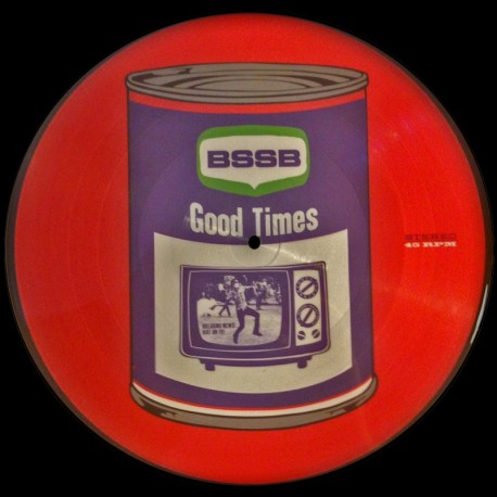 Big Ska Swindle Band - Good Times (Picture Disc)