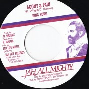 King Kong - Agony & Pain