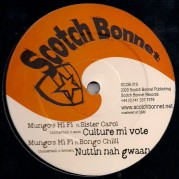 Mungo's Hi Fi ft. Sister Carol - Culture mi vote