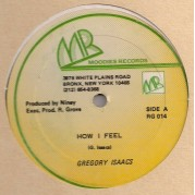 Gregory Isaacs - How I Feel