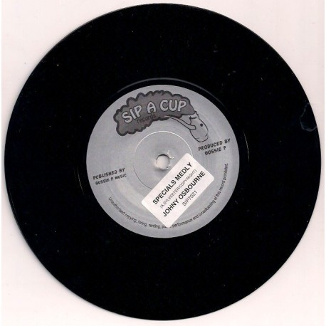 Johny Osbourne - Specials Medly