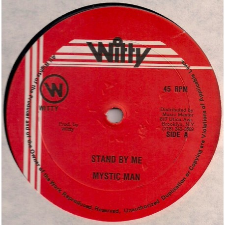 Mystic Man - Stand By Me