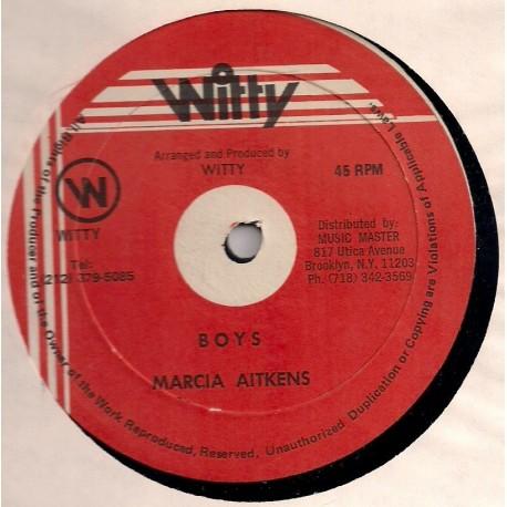 Marcia Aitkens - Boys