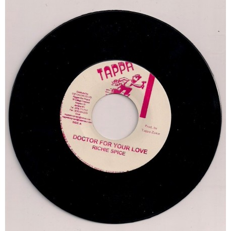 Richie Spice - Doctor For Your Love