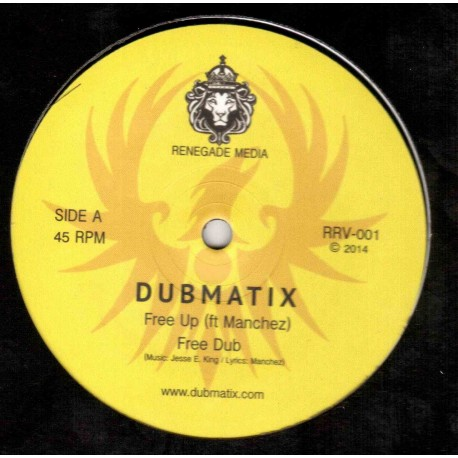 Dubmatix feat. Machez - Free Up