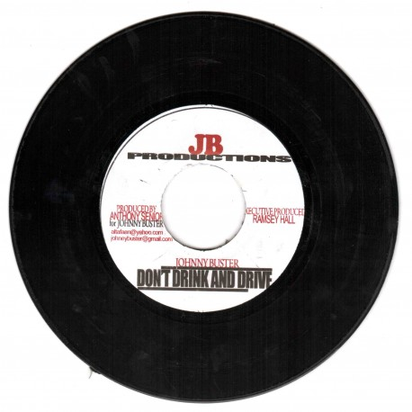 Johnny Buster - Don't Drink and Drive
