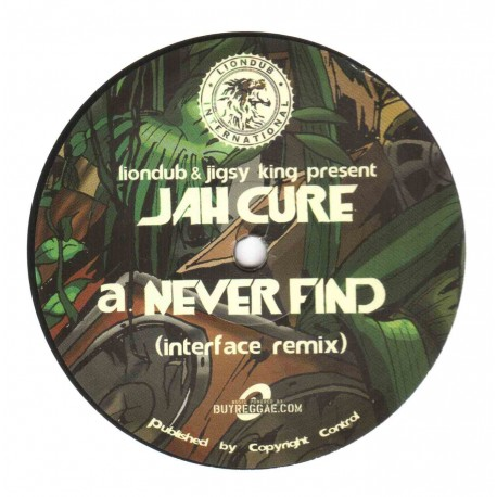 Jah Cure - Never Find