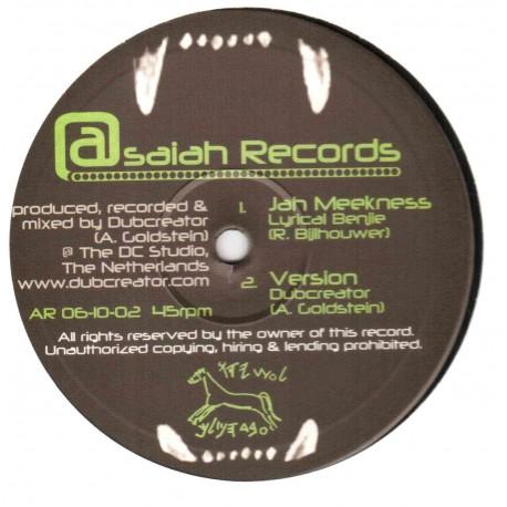 Lyrical Benjie - Jah Meekness