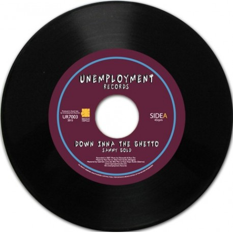 Sammy Gold - Down Inna The Ghetto