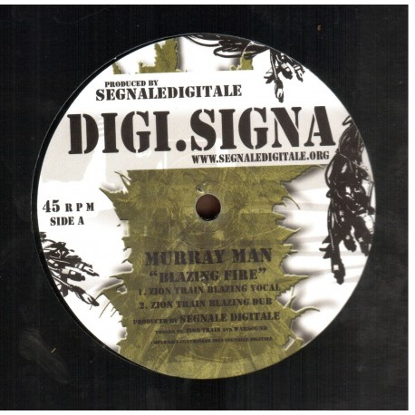 Murray Man - Blazing Fire