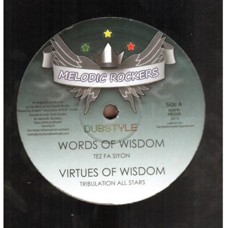 Tea Fa Siyon - Words of Wisdom
