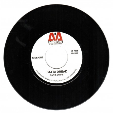 Wayne Jarret - Satta Dread