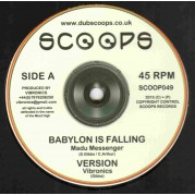 Madu Messenger - Babylon is Falling