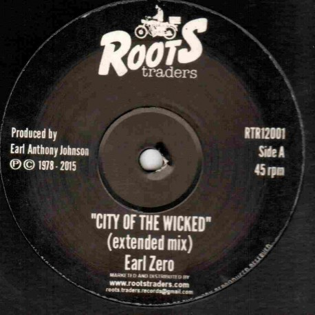 Earl Zero - City of the Wicked