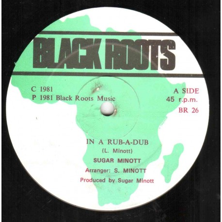 Sugar Minott - In A Rub-A-Dub