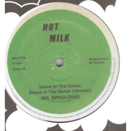 Mr. Spaulding - Skank In The Dance