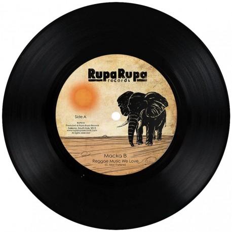 Macka B - Reggae Music We Love