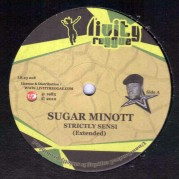 Sugar Minott - Strictly Sensi