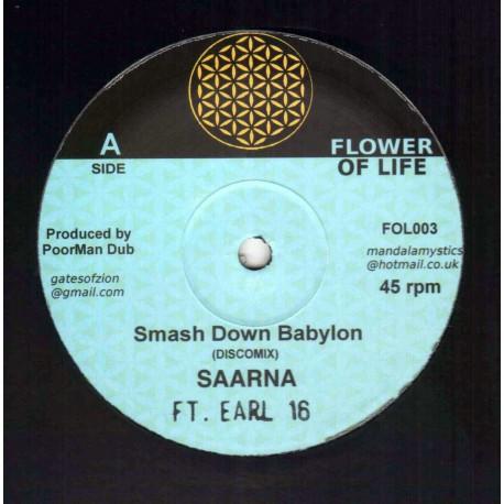 Earl 16 & Saarna - Smash Down Babylon