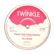 Allison - Fight For Your Rights