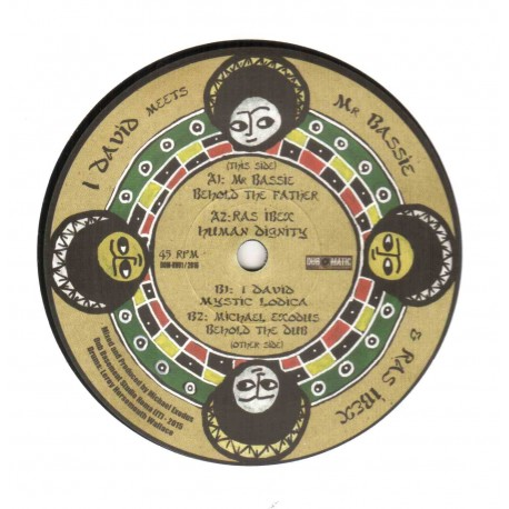 I David Meets Mr Bassie & Ras Ibex - Behold The Father