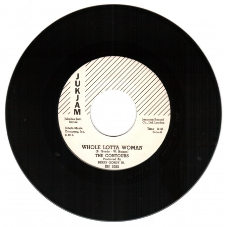 The Contours - Whole Lotta Woman