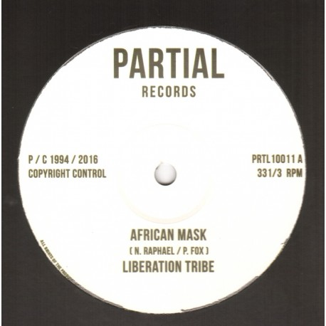Liberation Tribe - African Mask