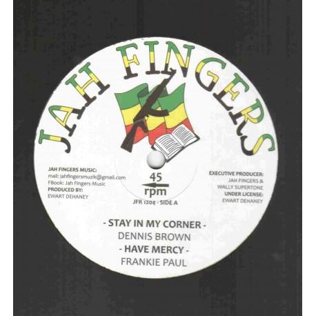 Dennis Brown - Stay In My Corner
