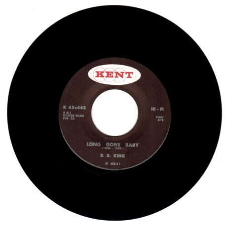 B. B. King - Long Gone Baby -EX